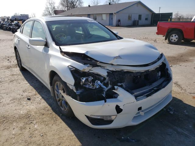Salvage cars for sale from Copart Sikeston, MO: 2015 Nissan Altima 2.5