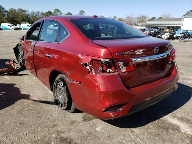 2017 NISSAN SENTRA S - Right Front View