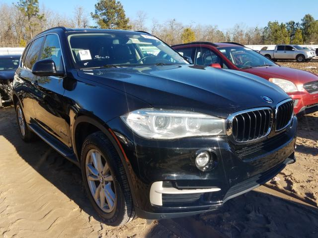 Salvage cars for sale from Copart Gaston, SC: 2014 BMW X5 SDRIVE3