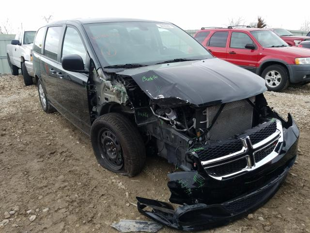 2020 DODGE GRAND CARA - Left Front View Lot 30183201.