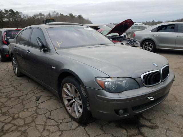 Salvage 2007 BMW 7 SERIES - Small image. Lot 30312171