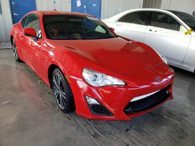 Salvage cars for sale from Copart Homestead, FL: 2016 Scion FR-S