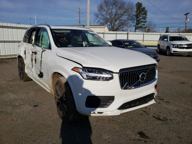 Salvage cars for sale from Copart Shreveport, LA: 2020 Volvo XC90 T6 MO