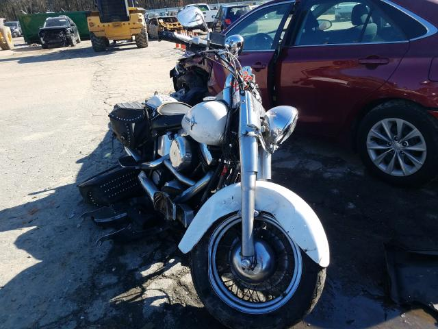 Salvage cars for sale from Copart Austell, GA: 1994 Harley-Davidson Flstc