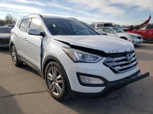 Hyundai Santa FE salvage cars for sale: 2014 Hyundai Santa FE