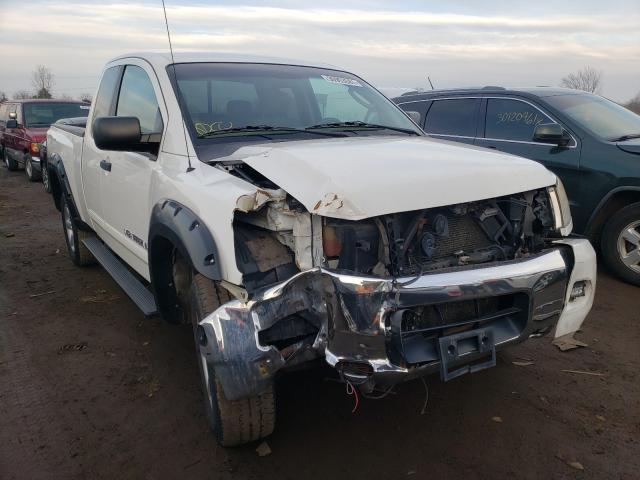 Salvage cars for sale from Copart Columbia Station, OH: 2011 Nissan Titan S