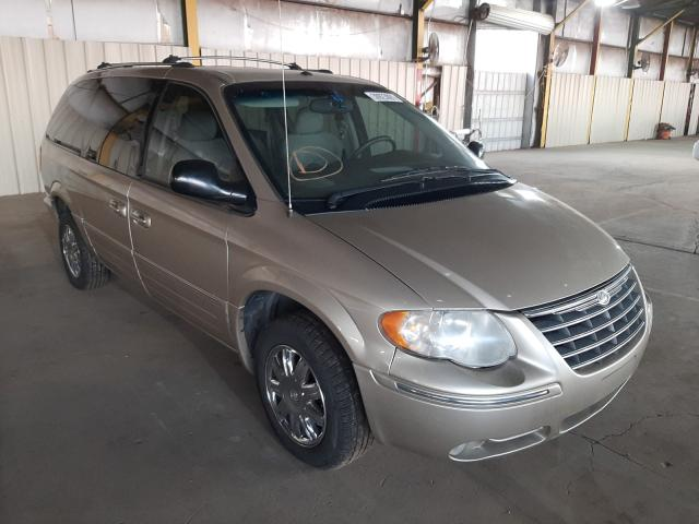 CHRYSLER TOWN AND C