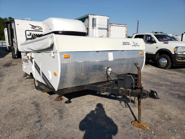 Salvage cars for sale from Copart Jacksonville, FL: 2010 Jayco JAY Series