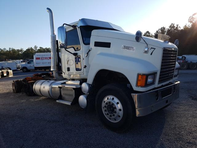 Mack salvage cars for sale: 2017 Mack 600 CHU600