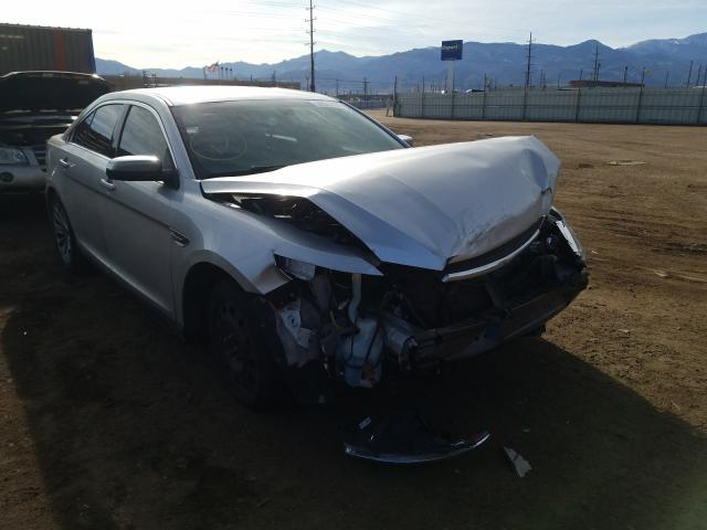 Salvage cars for sale from Copart Colorado Springs, CO: 2013 Ford Taurus LIM
