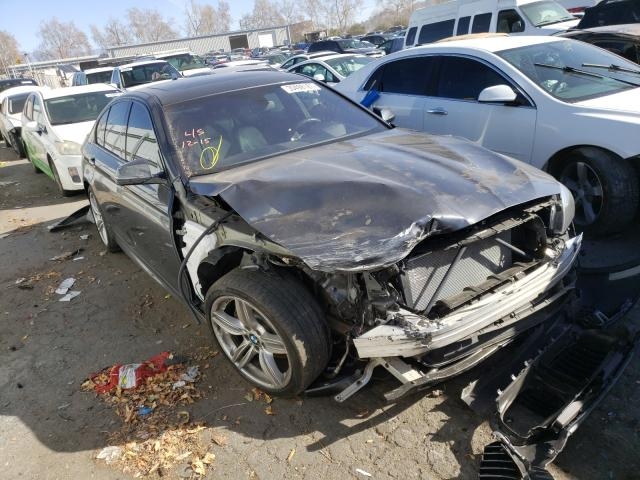 Salvage cars for sale from Copart Colton, CA: 2016 BMW 535 I