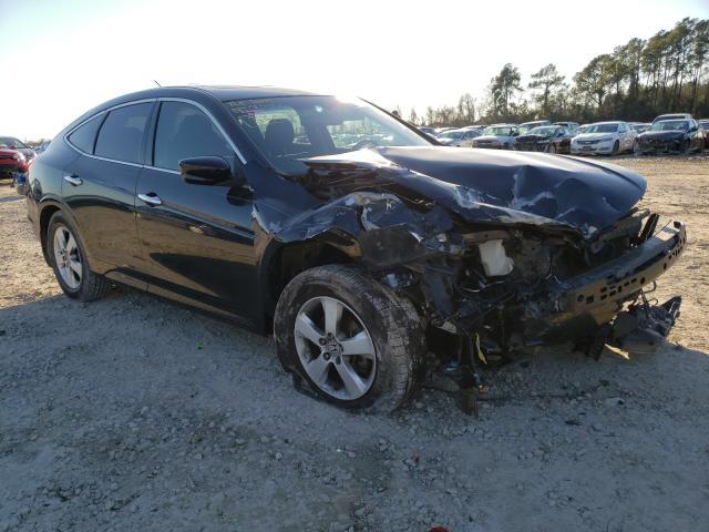 Honda Crosstour salvage cars for sale: 2012 Honda Crosstour