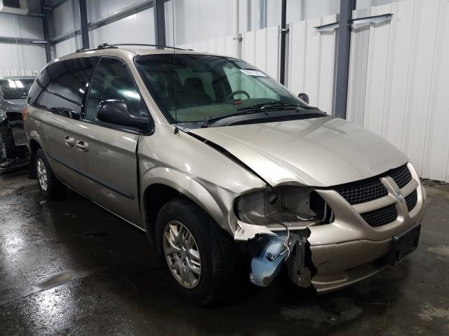 2002 DODGE GRAND CARA - Other View