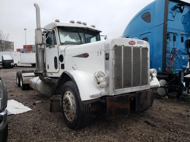 Peterbilt 379 salvage cars for sale: 2001 Peterbilt 379