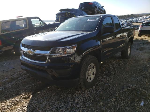 из сша 2018 Chevrolet Colorado 2.5L 1GCHSBEA2J1325383