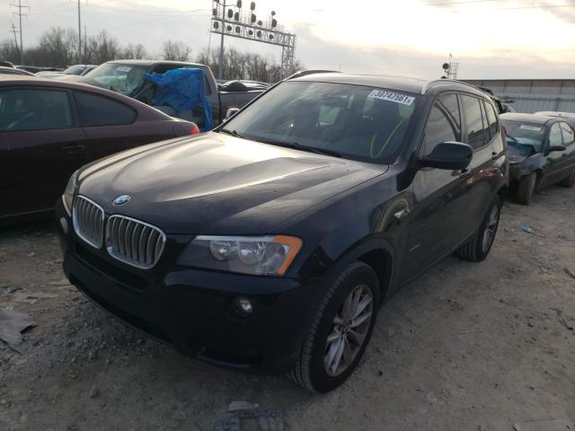 BMW X3 2013 1