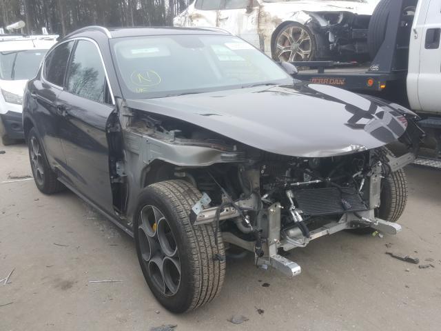 Vehiculos salvage en venta de Copart Dunn, NC: 2018 Alfa Romeo Stelvio