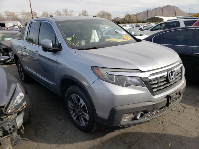 Salvage cars for sale from Copart Colton, CA: 2017 Honda Ridgeline