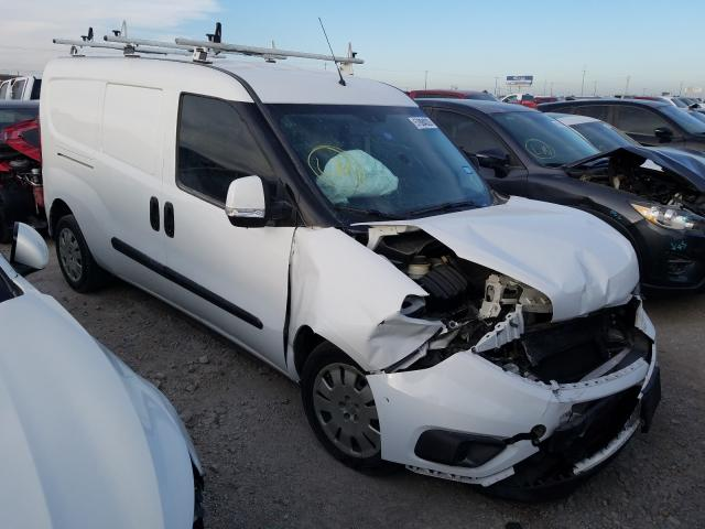 Salvage cars for sale from Copart Haslet, TX: 2018 Dodge RAM Promaster