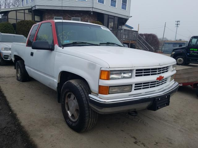 Chevrolet GMT-400 K1 salvage cars for sale: 1998 Chevrolet GMT-400 K1