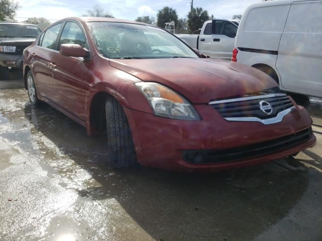 2008 NISSAN ALTIMA 2.5 - Left Front View