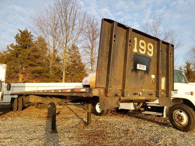 Fontaine salvage cars for sale: 2018 Fontaine Trailer