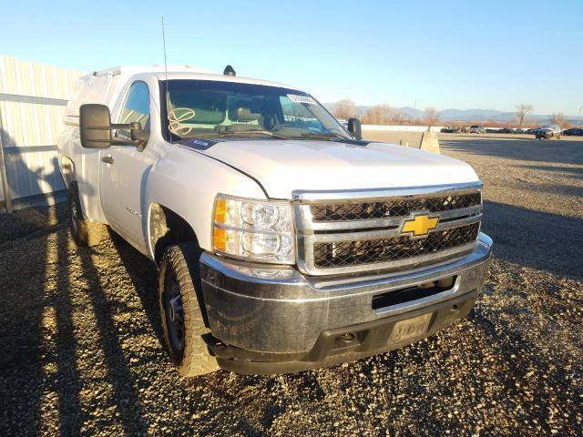 Salvage cars for sale from Copart Anderson, CA: 2012 Chevrolet Silverado