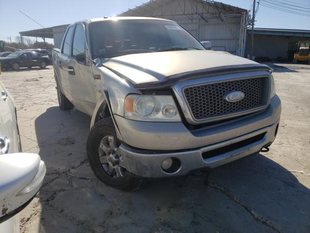 Salvage cars for sale from Copart Corpus Christi, TX: 2006 Ford F150 Super
