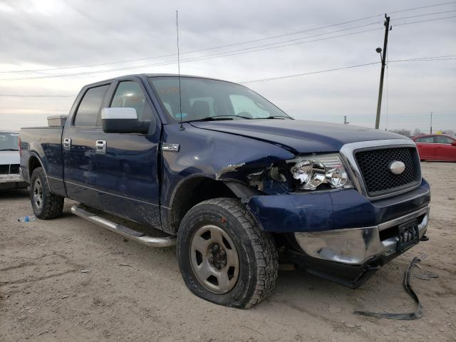 Salvage cars for sale from Copart Indianapolis, IN: 2007 Ford F150 Super