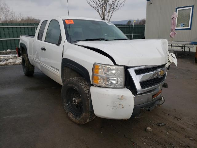 Salvage cars for sale from Copart Duryea, PA: 2011 Chevrolet Silverado