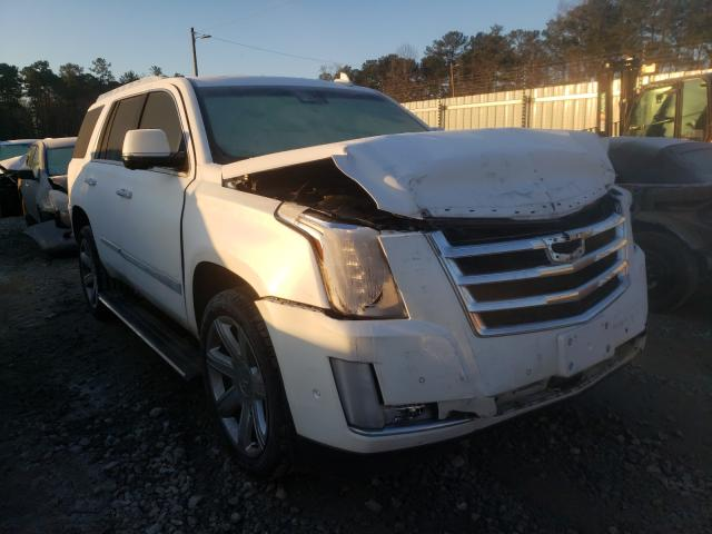 Cadillac Escalade P salvage cars for sale: 2017 Cadillac Escalade P