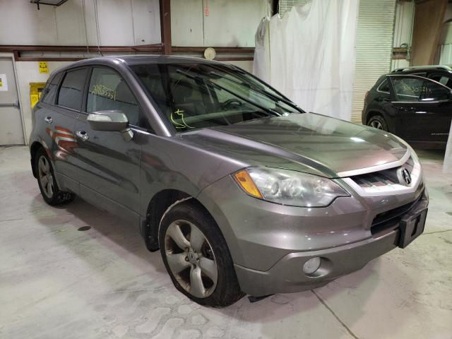 Salvage cars for sale from Copart Leroy, NY: 2007 Acura RDX Techno
