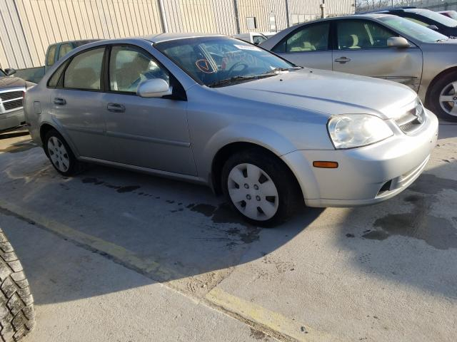 Salvage cars for sale from Copart Lawrenceburg, KY: 2007 Suzuki Forenza BA