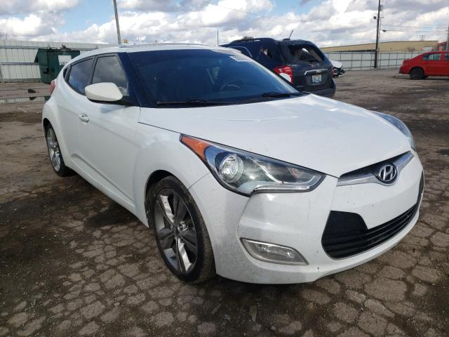 Hyundai Veloster salvage cars for sale: 2016 Hyundai Veloster