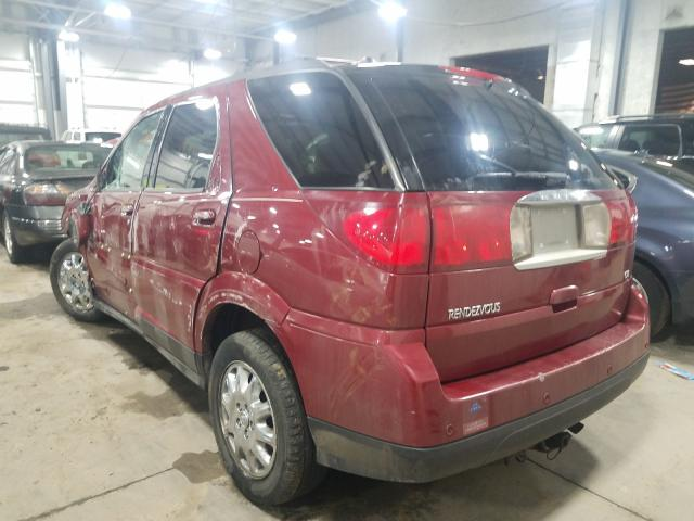 2006 BUICK RENDEZVOUS - Right Front View