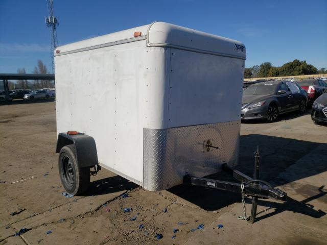 Special Construction salvage cars for sale: 2000 Special Construction Trailer