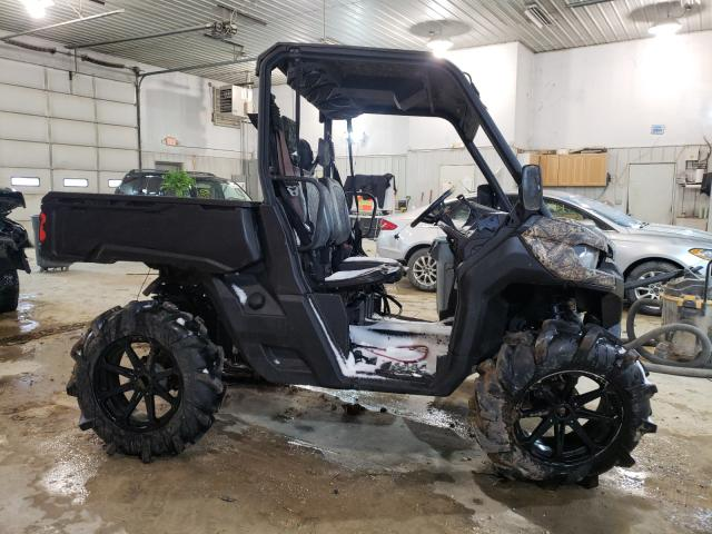 Salvage cars for sale from Copart Columbia, MO: 2016 Can-Am Defender X