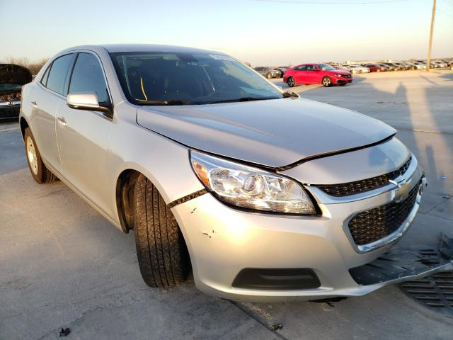 Salvage 2016 CHEVROLET MALIBU - Small image. Lot 30561691