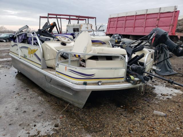 Salvage cars for sale from Copart Pekin, IL: 2005 Other Boat