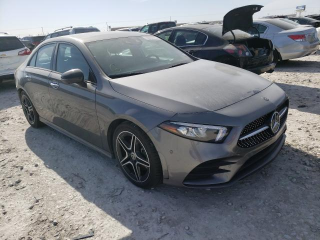 Mercedes-Benz A 220 salvage cars for sale: 2019 Mercedes-Benz A 220