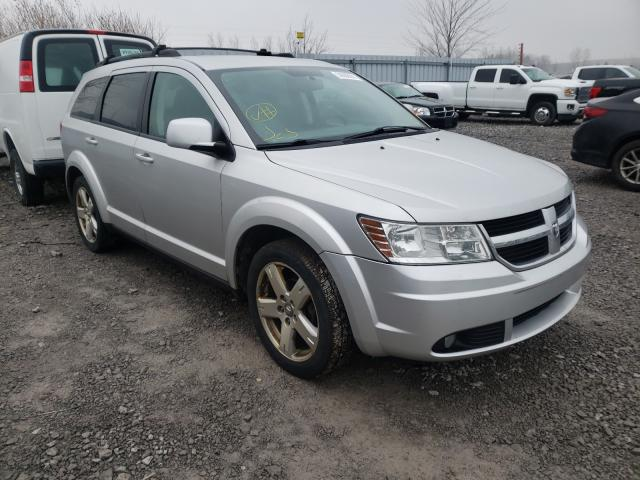 Salvage cars for sale from Copart Courtice, ON: 2009 Dodge Journey SX