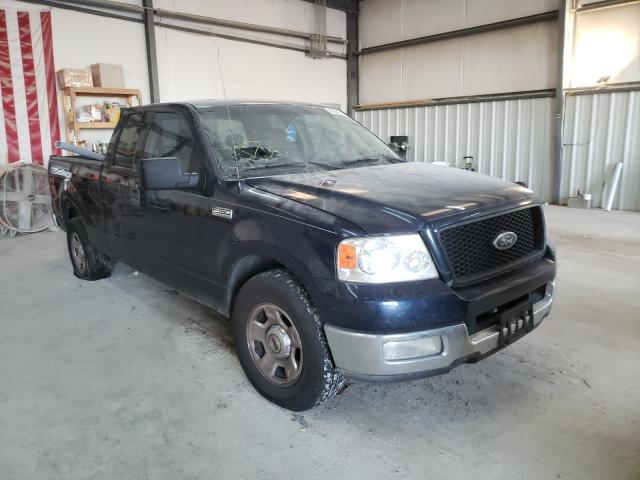 Salvage cars for sale from Copart New Braunfels, TX: 2004 Ford F150