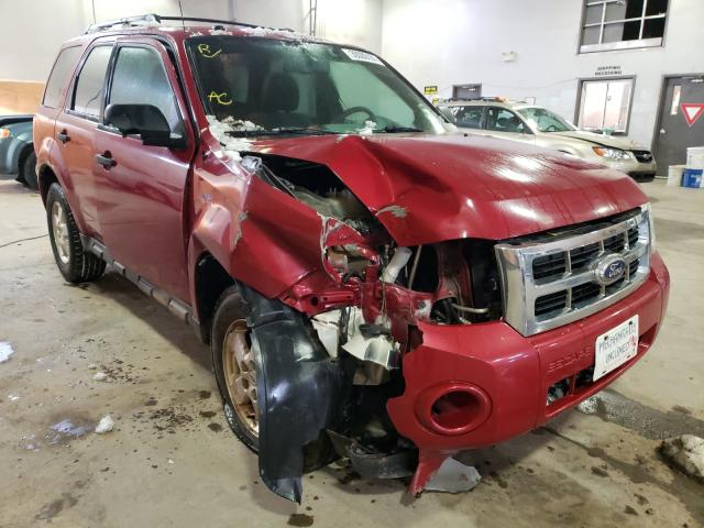 Salvage cars for sale from Copart Atlantic Canada Auction, NB: 2011 Ford Escape XLT
