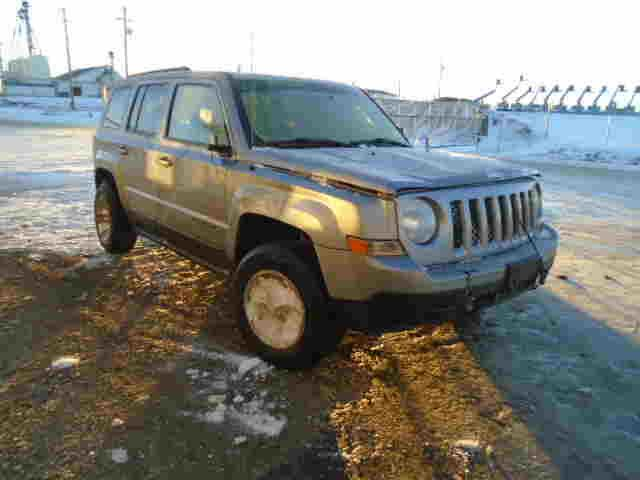 2015 Jeep Patriot for sale in Nisku, AB
