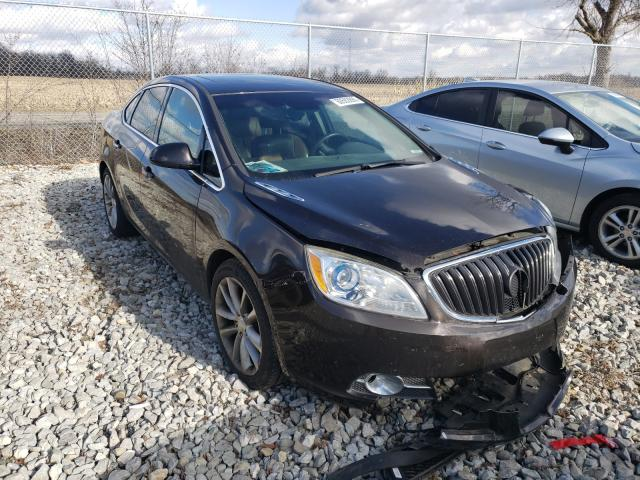 Salvage cars for sale from Copart Cicero, IN: 2012 Buick Verano