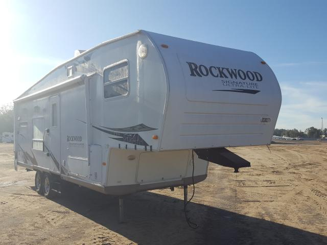 2008 Rockwood Trailer for sale in Tifton, GA