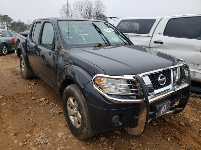 Salvage cars for sale from Copart China Grove, NC: 2012 Nissan Frontier S