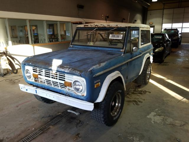 FORD BRONCO 1970 1
