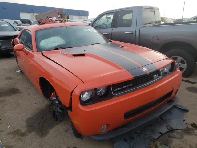 Salvage cars for sale from Copart Woodhaven, MI: 2009 Dodge Challenger