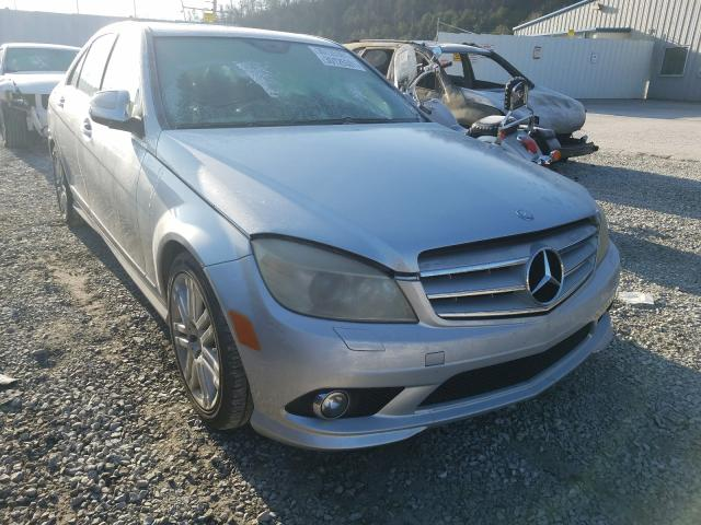 Mercedes-Benz salvage cars for sale: 2008 Mercedes-Benz C300